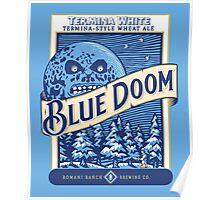 Blue Doom Poster