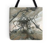 Mankind Has No Time Tote Bag