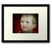 Little John Framed Print