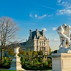 Jardin Des Tuileries Park, Paris by Larissa Dening