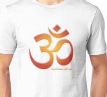 Buddhist Colors Om Mantra Unisex T-Shirt