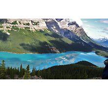 Peyto Lake Photographic Print
