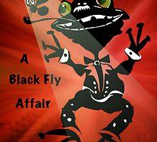 A Black-Fly Affair by Tom Godfrey