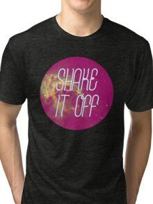 shake it off Tri-blend T-Shirt