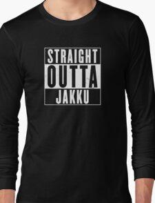 Straight Outta Jakku Long Sleeve T-Shirt