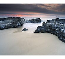 """Rite of Passage"" ∞ Currumbin, QLD - Australia Photographic Print"