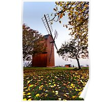 Stary Poddvorov - Windmill Poster
