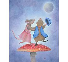 Dancing the Night Away Photographic Print