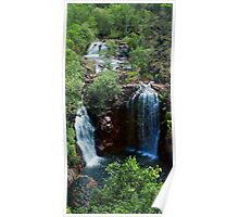 Florence Falls, Litchfield National Park Poster