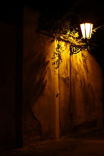 Prague Shadows by Ell-on-Wheels