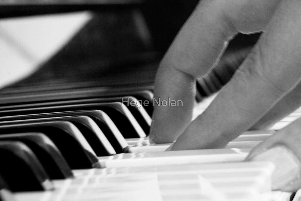 Playin' Heart and Soul by Hege Nolan