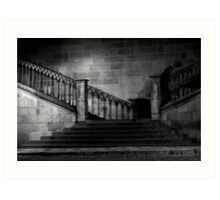 """The 39 Steps"" Art Print"