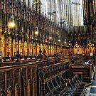 York Minster by Karen  Betts