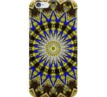 Blue Zone iPhone Case/Skin