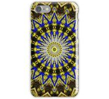 Blue Zone iPhone Case/Skin