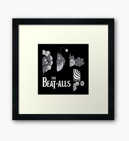 The Beat-Alls Framed Print
