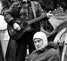 A Generation Of Protest by Jazzdenski