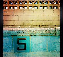 5 by thejourneysofar