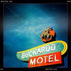 Buckaroo Motel by thejourneysofar