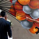 Hosier Lane has become Wedding Photos Lane.  by geof