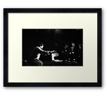 Adrian Northover Conducts Framed Print