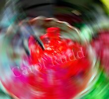 Swirling Jello by Carol Rudd