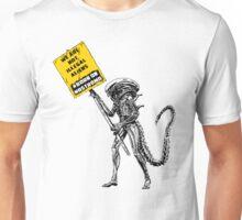 #BornOnNostromo Unisex T-Shirt