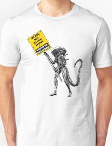 #BornOnNostromo T-Shirt