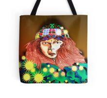Wheels on Fire... Tote Bag