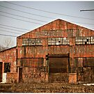 Old Factory by LocustFurnace