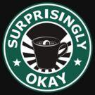 Sherlock's Coffee (Surprisingly Okay) by violinsane