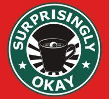 Sherlock's Coffee (Surprisingly Okay) One Piece - Long Sleeve