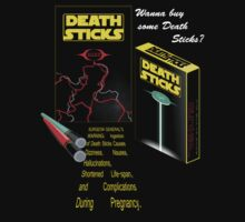 Death Sticks T-Shirt