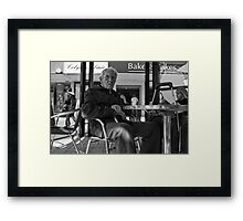 Bakes and Cakes 02 Framed Print