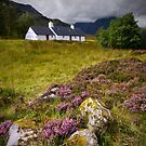 Scotland: The Cottage on the Moor by Angie Latham