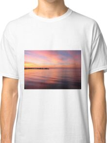 Morning Serenity on the Gulf Shore Classic T-Shirt
