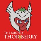 Cower before the mighty THOR-BERRY by nimbusnought