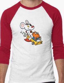 Ooer! Men's Baseball ¾ T-Shirt