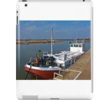 The George Campbell ~ Topsham, Devon iPad Case/Skin