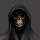 Grim reaper  by Chris-Cox