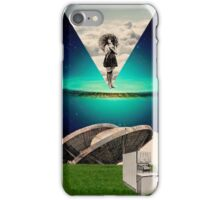 Portal to Sanity iPhone Case/Skin