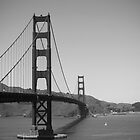 Golden Gate Bridge by TJHarper93