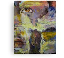 Mayan Prophecy Canvas Print