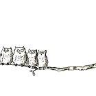 Owl poke by LordOtter