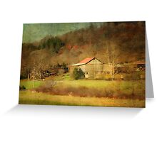 Scenic Beauty Greeting Card