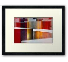 Interpretation n°1 Framed Print