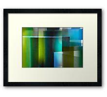 Interpretation n°2 Framed Print