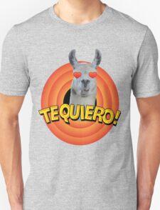 Llama in Love T-Shirt