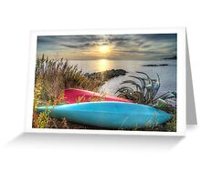 Hdr Landscape Greeting Card
