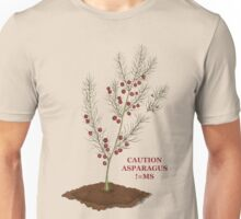 Asparagus Not Equal MS Multiple Sclerosis Unisex T-Shirt
